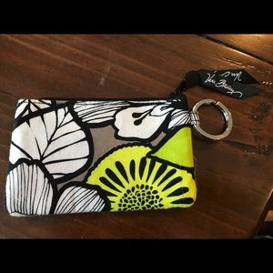 Vera Bradley key change purse